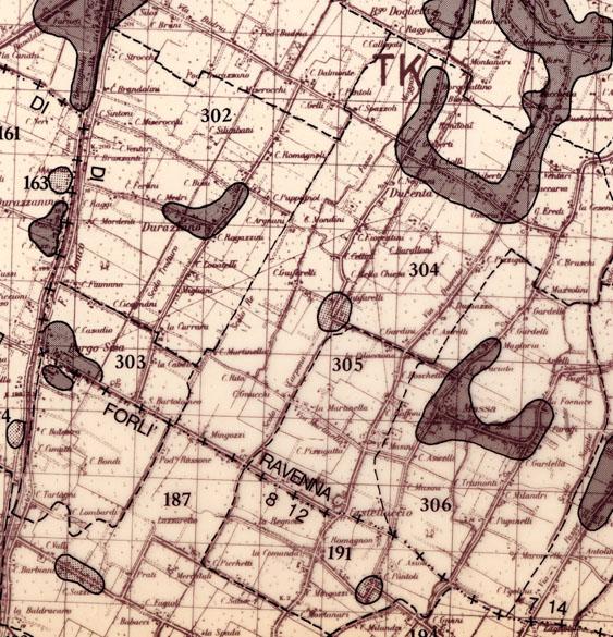 Piani Topografici di Censimento - Edizione 1971