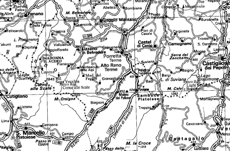Carte Topografiche Geoer