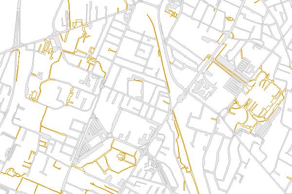 DBTR2008 - Area di viabilità mista secondaria - (AVS_GPG)