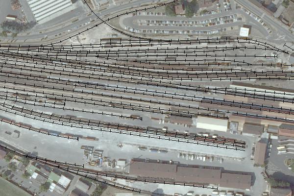 DBTR - Elemento ferroviario - (EFE_GLI)