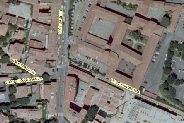 DBTR2008 - Toponimo stradale comunale - (TPS_GLI)